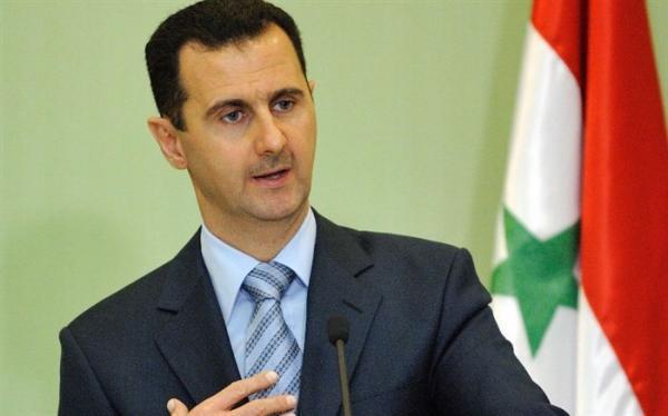 بشار اسد نامزد انتخابات ریاست جمهوری سوریه شد