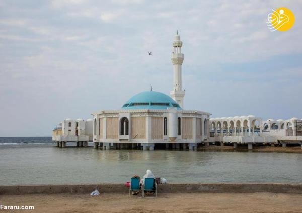 (تصاویر) مسجد شناور جده
