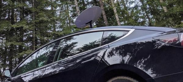 اتصال اینترنت استارلینک به وسایل نقلیه تا سرانجام سال 2021