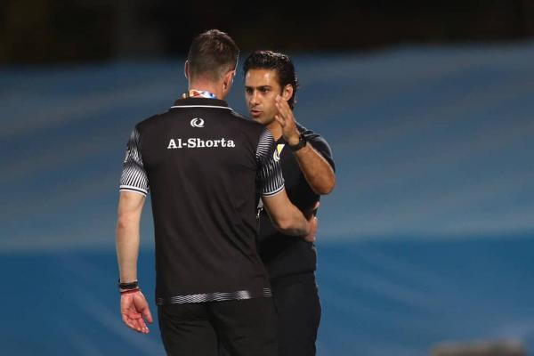 حکم AFC علیه مجیدی و وریا غفوری صادر شد