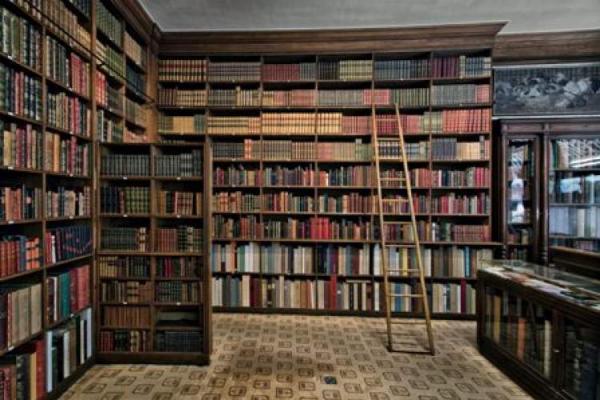 کتابفروشی های منحصر به فرد از نظر سایت معماری