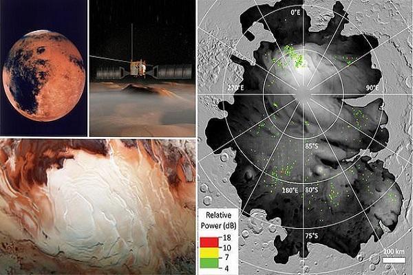 ناسا: میزان آب در مریخ بیش از حد تصور ما است