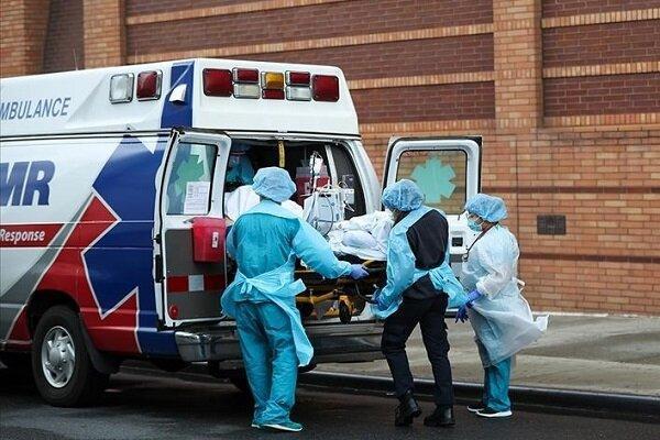 مرگ 2277 بیمار کرونایی در آمریکا طی یک روز