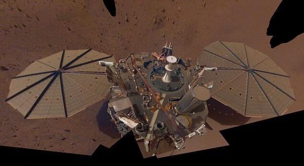 طراحی سایت: اینسایت عظیم ترین و طولانی ترین مریخ لرزه را ثبت کرد!